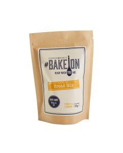 Flower & White - Bake on - Gluten Free Bread Mix - 10 x 375g