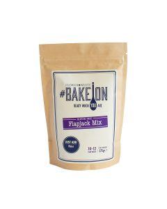 Flower & White - Bake on - Gluten Free Flapjack Mix - 10 x 375g