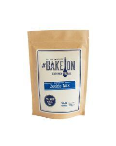 Flower & White - Bake on - Gluten Free Cookie Mix - 10 x 375g