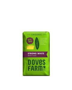 Doves Farm - Organic Strong White Bread Flour - 5 x 1.5kg