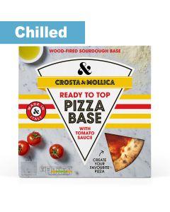 Crosta & Mollica - Pizza Base 5 x 270g