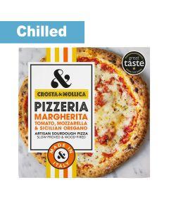 Crosta & Mollica - Pizza Margherita 4 x 403g