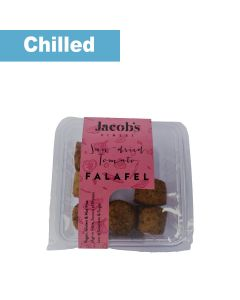 Jacob's Finest - Sun-Dried Tomato Falafel - 6 x 180g