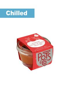 Pots & Co - Mezze Tomato & Butterbean dip with a black olive and rosemary dressing  (9 min DSL) - 4 x 150g