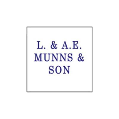L & A E Munns & Son